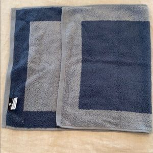 Reversible Hotel Collection Hand Towel